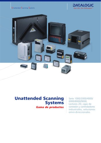 Unattended Scanning Systems
