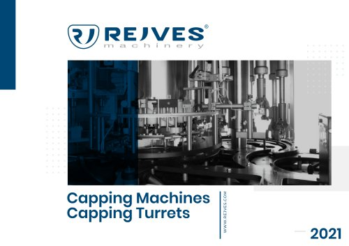 Capping Machines Catalogue 2021
