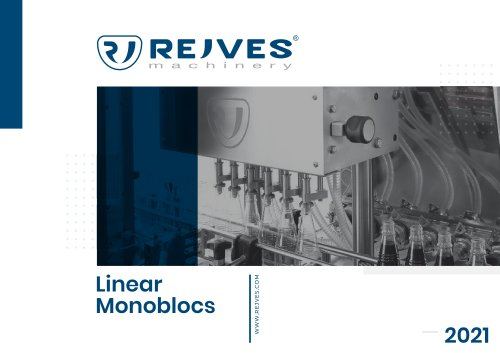 Linear Monoblocs - Catalogue 2021