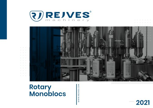 Rotary Monoblocs - Catalogue 2021