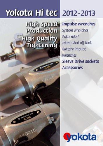 Yokota Impulse Wrenches