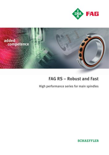FAG RS ? Robust and Fast