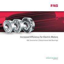 Increased Efficiency for Electric Motors