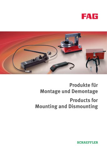Products for Mounting and Dismounting