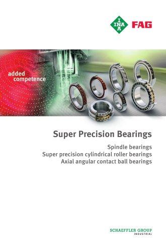 Super Precision Bearings