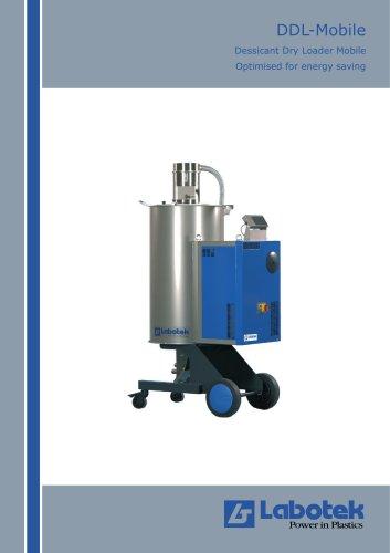 DDL - Desiccant Dry Loader Mobile
