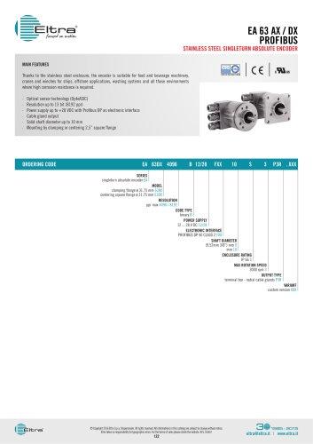 EA 63 AX / DX