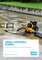 SMALL PORTABLE PUMPS