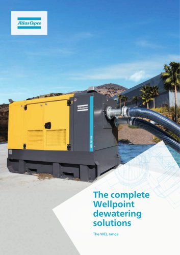 The complete Wellpoint dewatering solutions