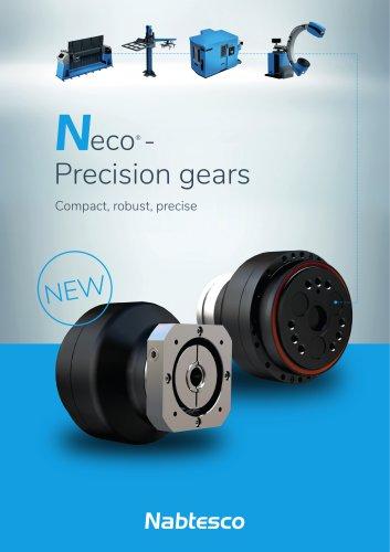 Neco® precision gears