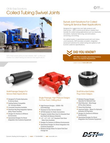 Coiled Tubing Systems Brochure