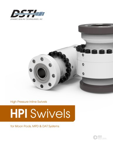 High Pressure Hose Swivel Brochure