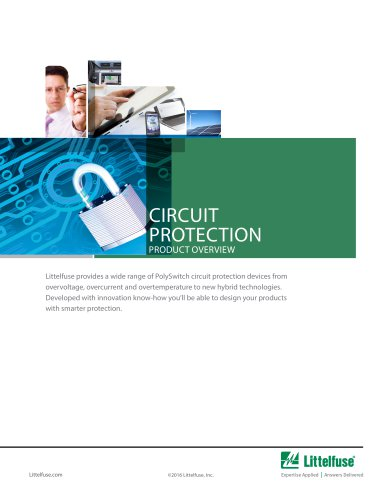 CIRCUIT PROTECTION