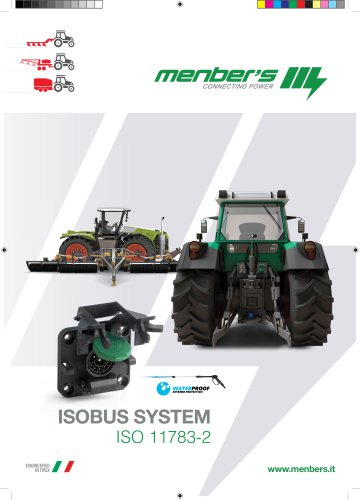 ISOBUS SYSTEM
