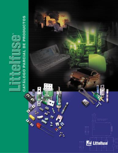 Littelfuse Catalogo Parcial de Productos