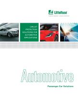 Passenger Car Catalog