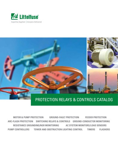 Protection Relays SSAC Catalog