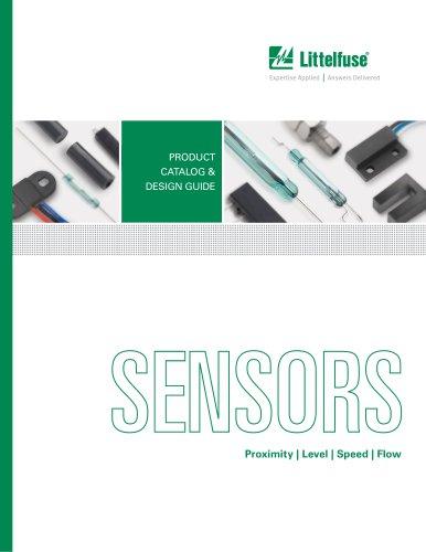 Sensors Products Catalog
