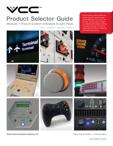 VCC Product  Selector  Guide