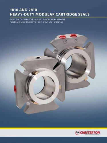 1810 2810 Heavy-Duty Modular Single Double Cartridge Seal