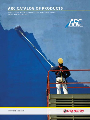 ARC CATALOG OF PRODUCTS