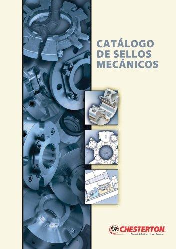 Catalogo de Sellos Mecanicos