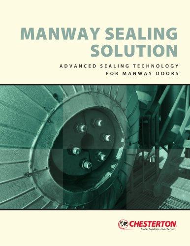 MANWAY Sealing Solution