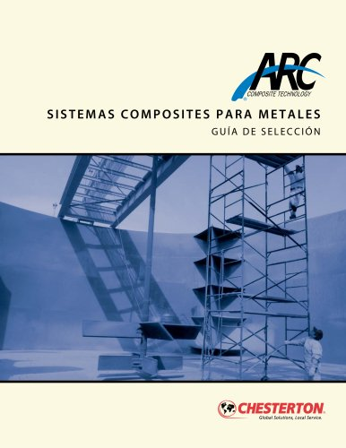 SISTEMAS COMPOSITES PARA METALES