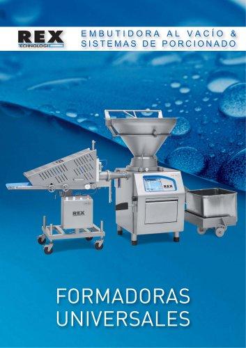 FORMADORAS UNIVERSALES