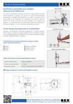 Válvula dosifaicadora manual - 2