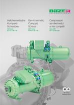 Semi-hermetic Compact Screws CSH-Series SP-170-6-i