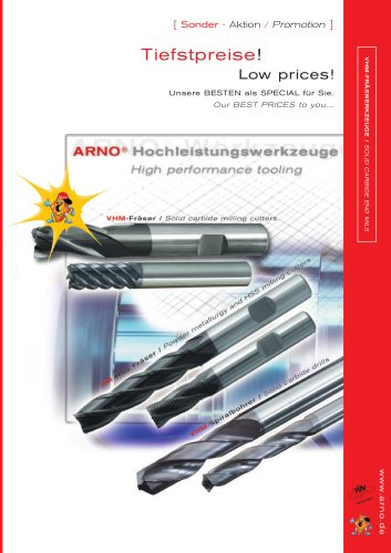 ARNO High Performance Tooling