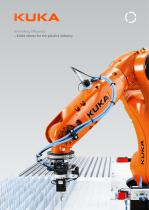 KUKA robots for the plastics industry