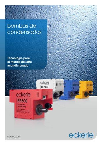 bombas de condensados