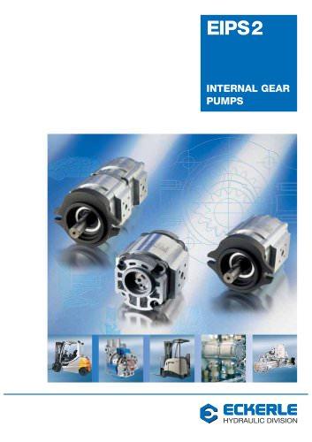 High Pressure Internal Gear Pumps EIPS 2