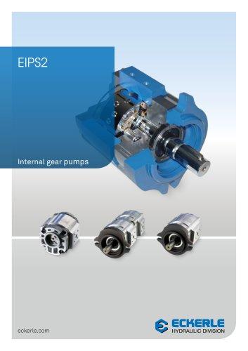 Internal gear pumps EIPS2