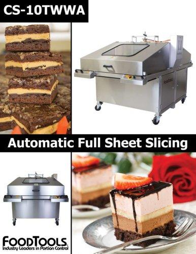 CS-10TWWA Sheet Cake Slicer