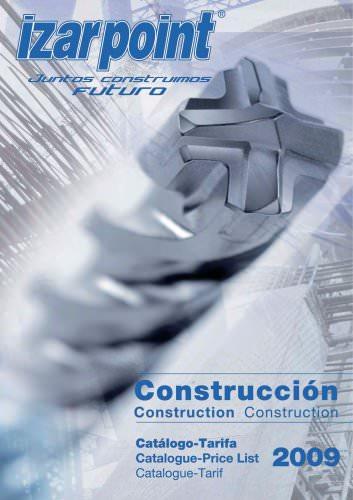 CONSTRUCTION Catalogue