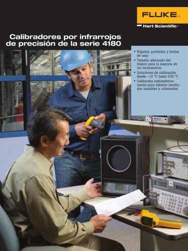 Calibradores por infrarrojos de precisión de la serie 4180