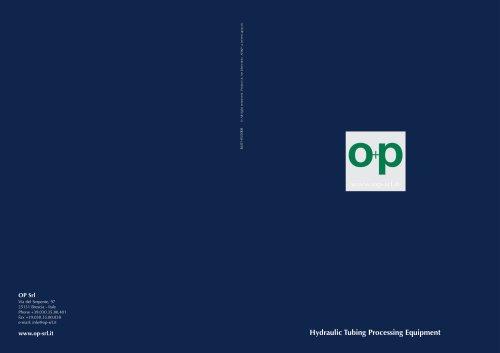 OP Company Profile