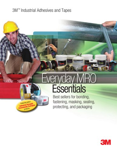 3M™ Industrial Adhesives and Tapes Everyday MRO Essentials