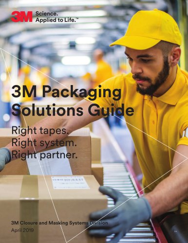 3M Packaging Solutions Guide