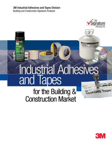 3M™ Signature Products Building and Construction Industry