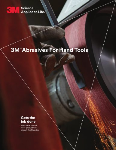 3MTMAbrasives For Hand Tools