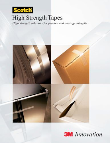 High Strength Tapes