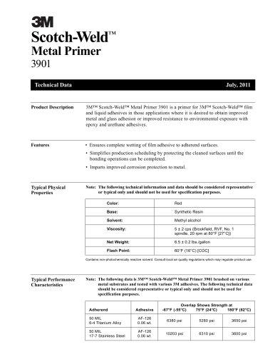 Scotch-Weld ? Metal Primer 3901