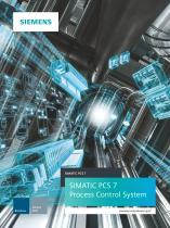 SIMATIC PCS 7 Process Control System