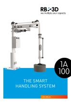 The SMART HANDLING SYSTEM 1A100