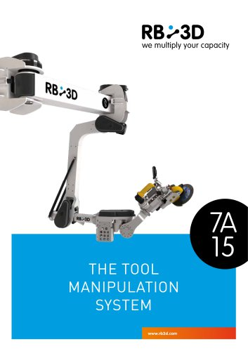 The tool manipulation system