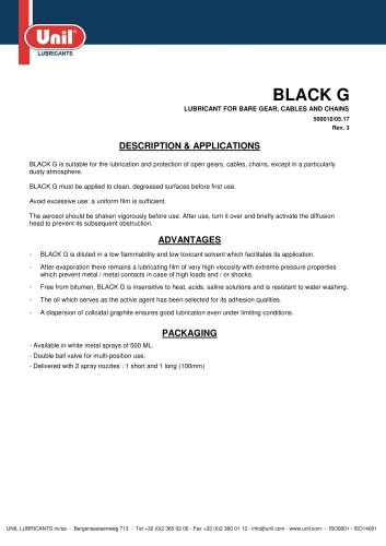 BLACK G